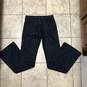 Citizen of Humanity High Rise Trouser Jeans